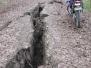Earthquake damage Waimak